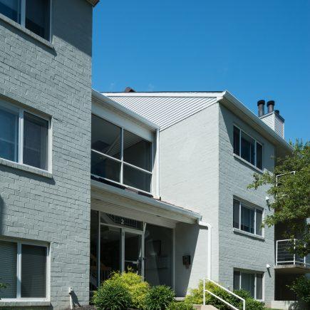 Exterior with Balcony