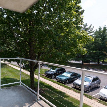 Garden View Balconies